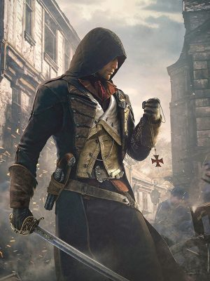 Assassins Creed Dorian Trench Coat