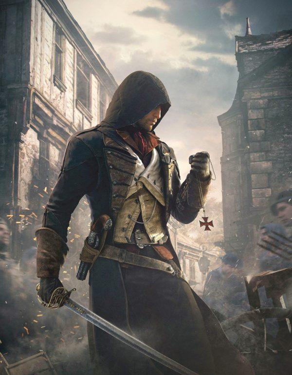 Assassins Creed Unity Arno Dorian Coat-0