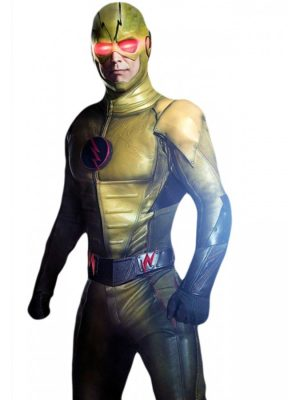 Eobard Thawne Reverse Flash Jacket-0