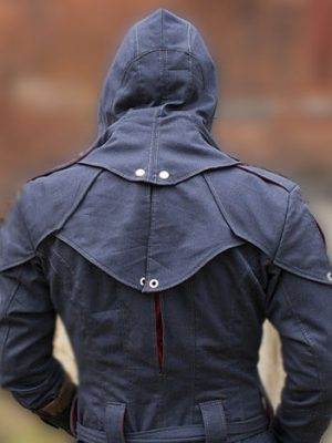 Assassins Creed Blue Coat