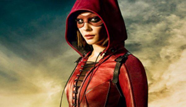 Hooded Women Jacket From Red Arrow