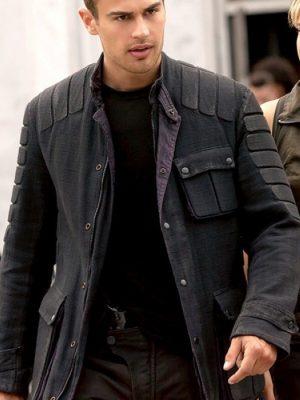 The Divergent Allegiant Jacket Theo James-0