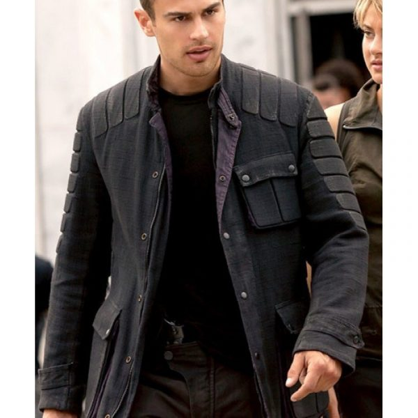 The Divergent Allegiant Jacket Theo James-0