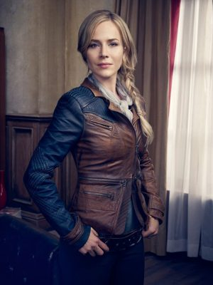 Amanda Rosewater Defiance Brown Jacket