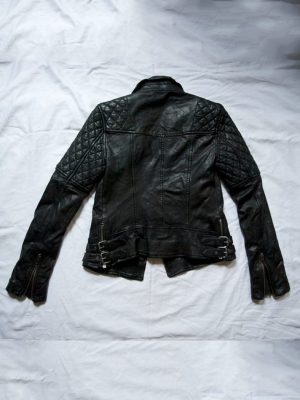 Ashley Benson Biker Jacket