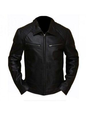 Terminator 5 Arnold Schwarzenegger Biker Jacket