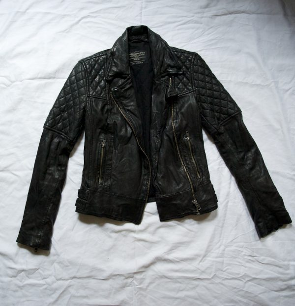 Ashley Benson Biker Jacket