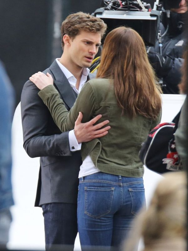 Fifty Shades of Grey Leather Jacket