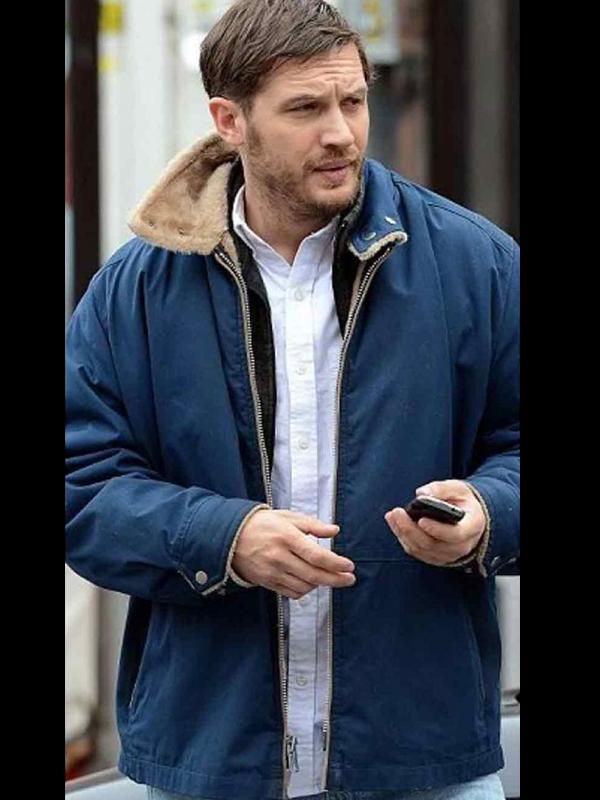 The Drop Tom Hardy Jacket