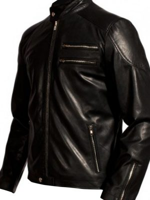 Breaking Bad Aaron Paul Leather Jacket