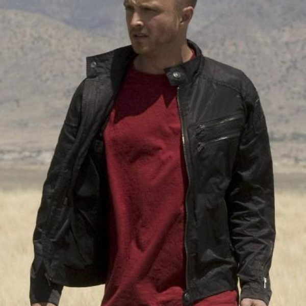 Aaron Paul Breaking Bad Jacket-0