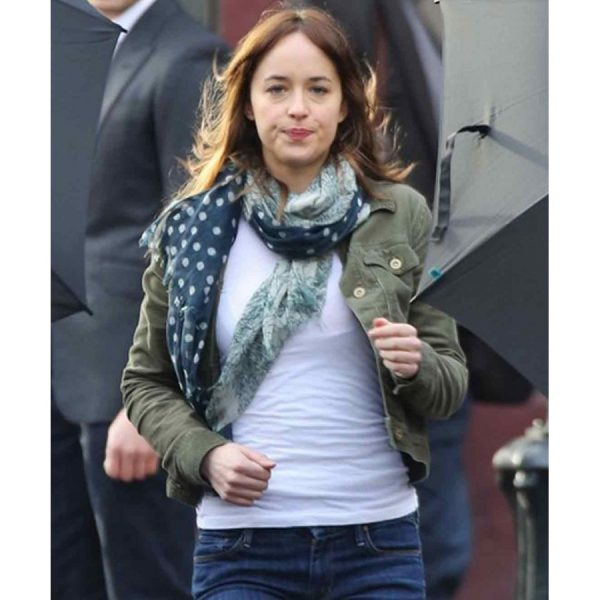 Dakota Johnson Jacket