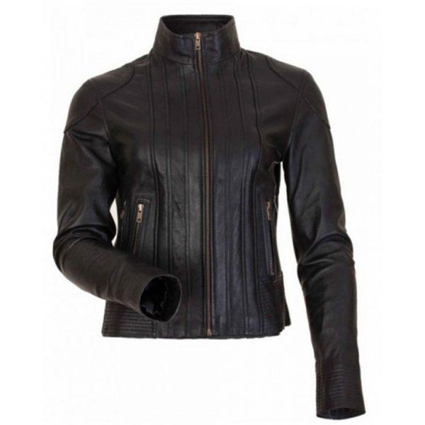 Megan Fox Black Jacket