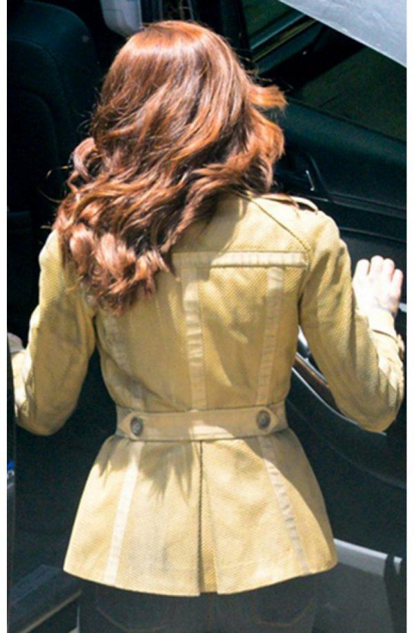 Civil War Black Widow Jacket