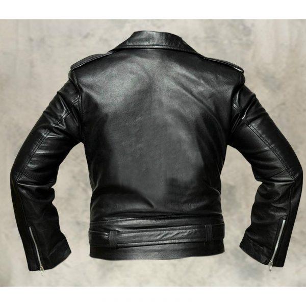 Black Arnold Schwarzenegger Jacket
