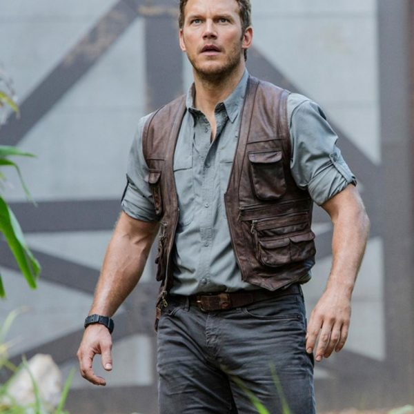 Jurassic World Owen Grady vest