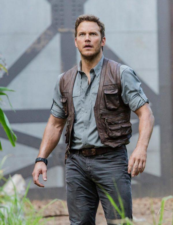 Jurassic World Owen Grady vest
