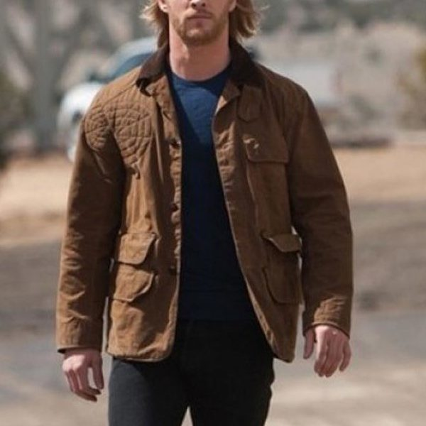 Chris Hemsworth Thor Jacket-0