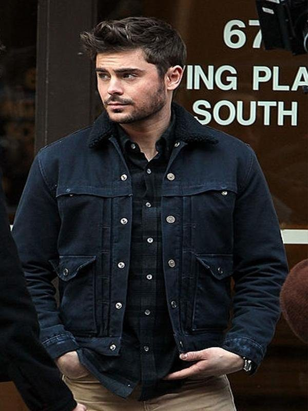 Zac Efron Jacket In That Awkward Moment Jacket-0