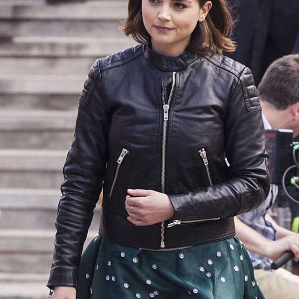 DOCTOR WHO CLARA OSWALD JACKET-0