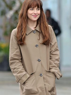 Anastasia Steele Fifty Shades Darker Coat-0