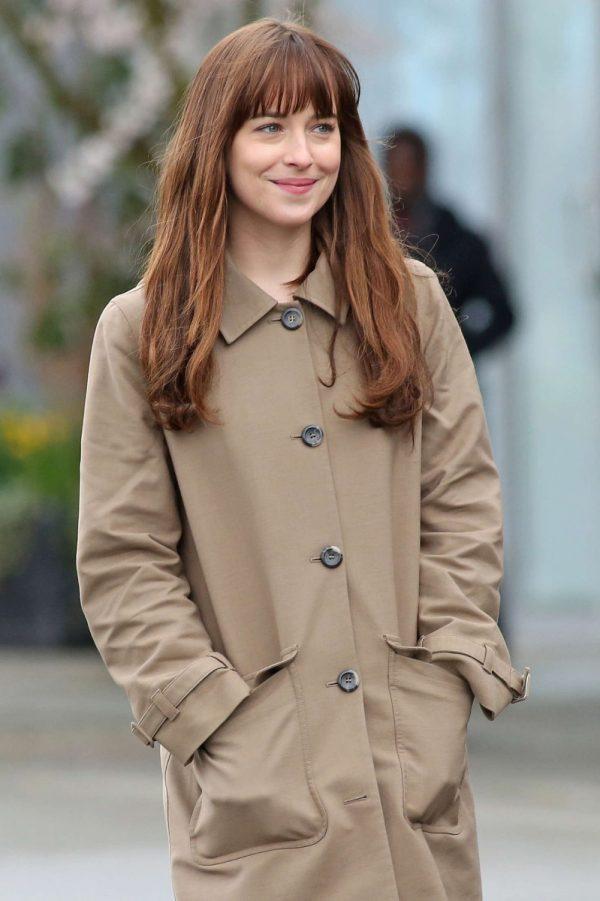 Anastasia Steele Fifty Shades Darker Coat-0