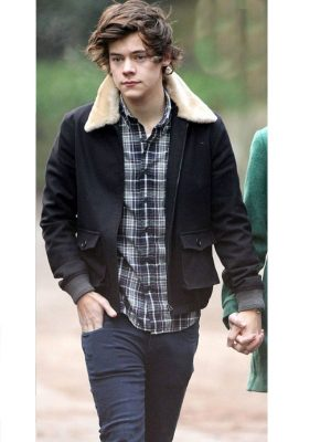 Pop Singer Harry Edward Styles Jacket-0