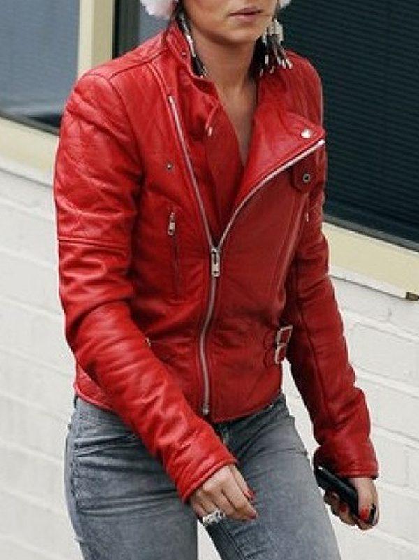 Santa Claus Red Jacket