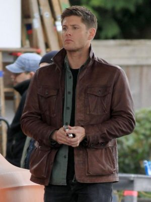 Dean Winchester Brown Jacket