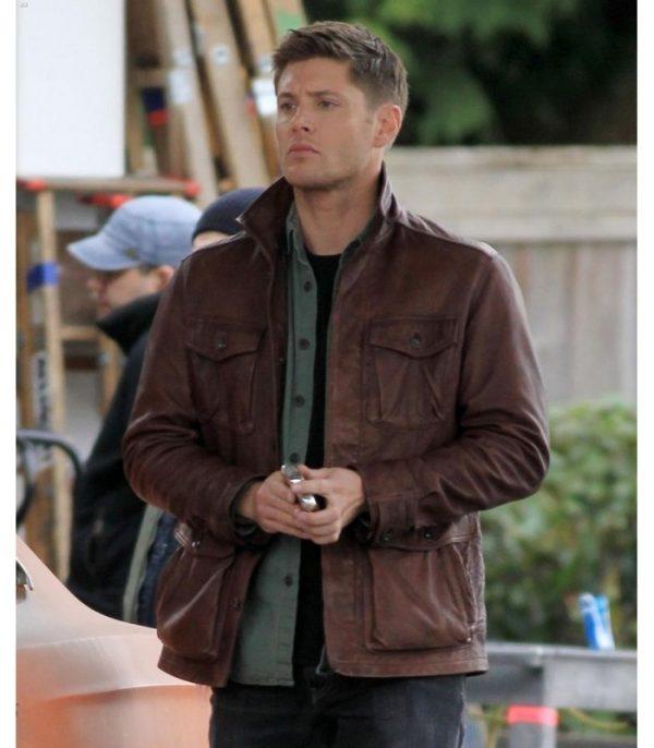 Dean Winchester Brown Jacket