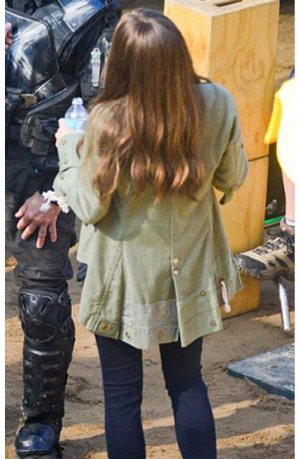 Captain America Civil War Cotton Jacket