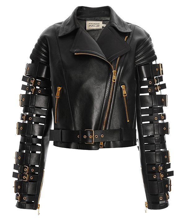 Zendaya Coleman Biker Jacket