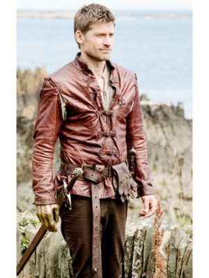 Game of Thrones Jaime Lannister Jacket-0