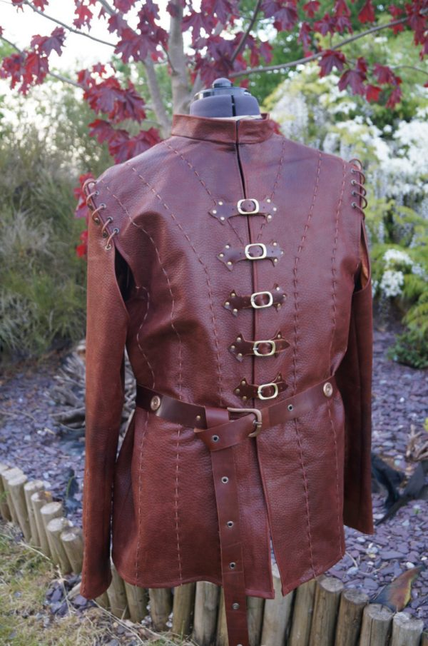 Game of Thrones Maroon Jacket