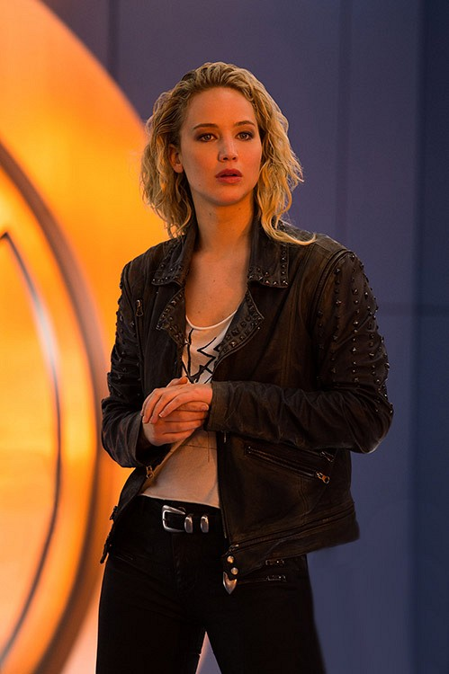 X Men Apocalypse Jennifer Lawrence Jacket -0