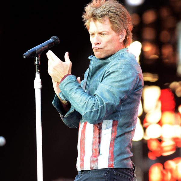 Bon Jovi Jacket Captain America
