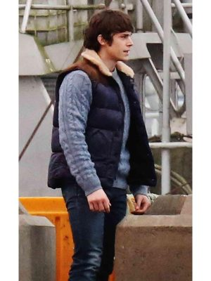 Jonathan Whitesell Fur Vest