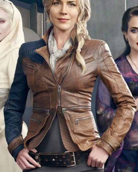 Amanda Rosewater Defiance Leather Jacket-0