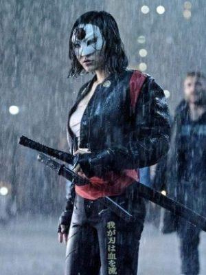 Tatsu Yamashiro Suicide Squad Katana Jacket-0