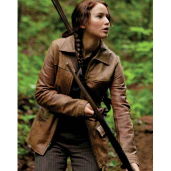 Hunger Games Katniss Jacket-0