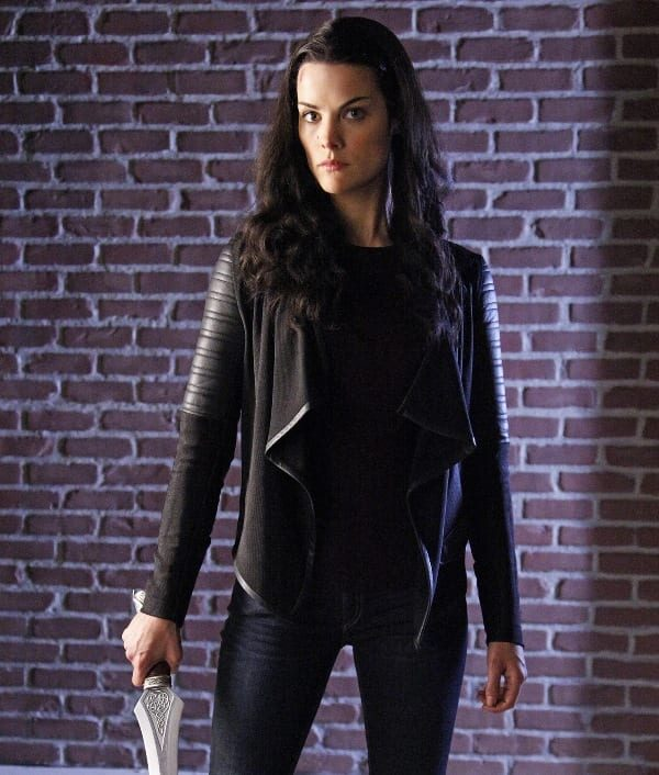 Agents of Shield Lady Sif Jacket-0