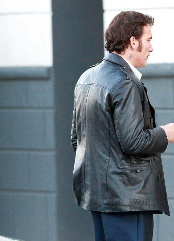 Clive Owen Blood Ties Leather Jacket