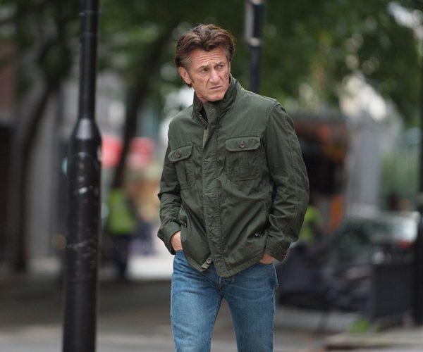 Sean Penn Gunman Mens Jacket-0