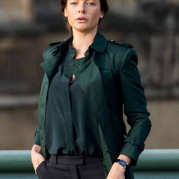 Mission Impossible 5 Rebecca Ferguson Coat-0