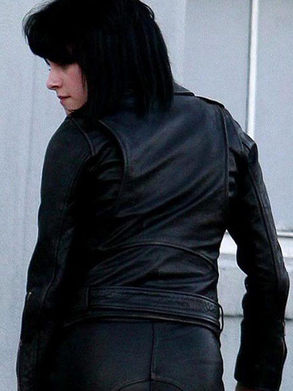 Kristen Stewart Biker Jacket