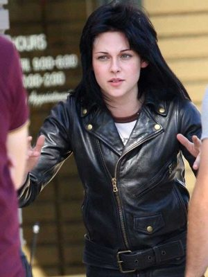 The Runaways Kristen Stewart Jacket-0