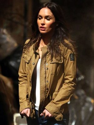 Megan Fox Cotton Jacket