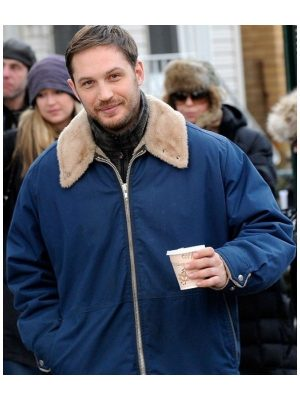 The Drop Tom Hardy Jacket