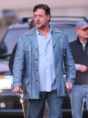 Russell Crowe The Nice Guys Jacket-0