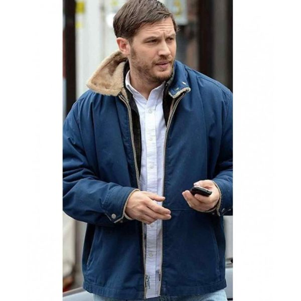 Bob Saginowski The Drop Movie Tom Hardy Jacket-0